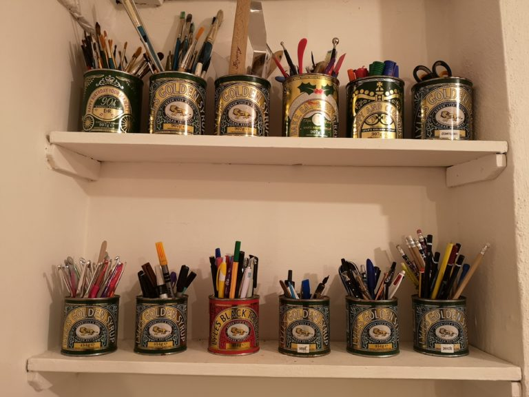 Read more about the article Craft Room Inspiration 2